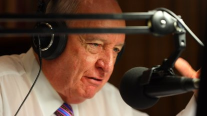 The day an enraged Alan Jones gave me a first-hand insight into his power