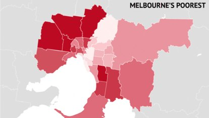 A city divided: COVID-19 finds a weakness in Melbourne's social fault lines