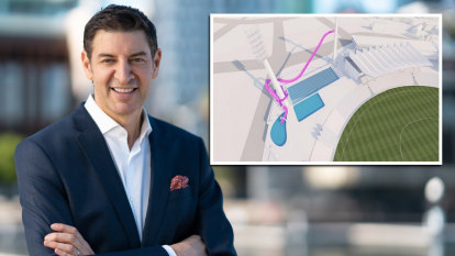 Premier Mark McGowan livid after Perth council rejects $100 million WACA pool plan