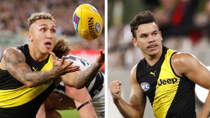 Explaining Bolton's broken wrist, as AFL say star made incident worse
