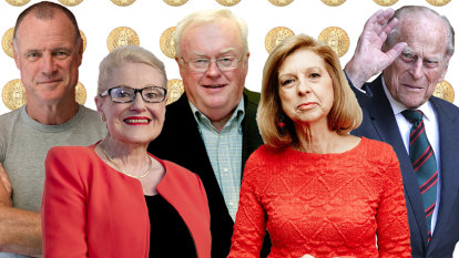 Want an Order of Australia? It helps to be rich, powerful and male