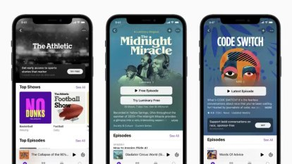 Apple's pay-for-podcasts play may be too rich for some