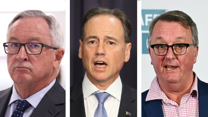 'People are dying in ambulances': Health ministers say nation gripped by health crisis, call for NDIS fix