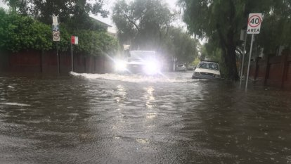 Sydney's storage levels surge by more than half after huge rain event