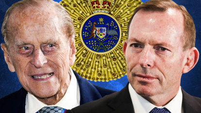 Final chapter in saga of Abbott's knighthood for Philip will play out at funeral