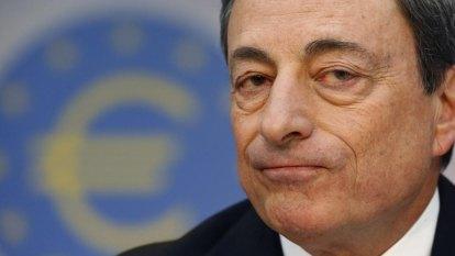 No fairytale ending: How 'Super Mario' failed as Europe's bank chief