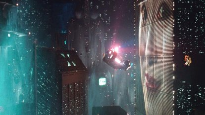 Flying cars didn't take off but Blade Runner wasn't far off after all