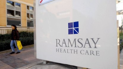 Ramsay Health Care boss says insurers' profits disprove 'death spiral'