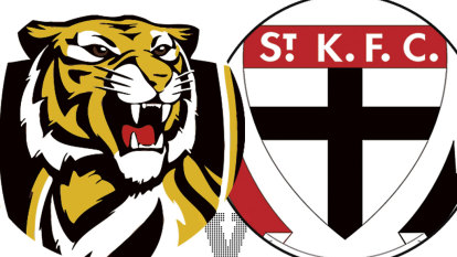 AFL 2021 LIVE updates: Tigers and Saints run out on the MCG for Friday night footy