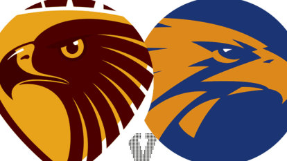 AFL 2021 LIVE updates: Hawthorn Hawks, West Coast Eagles open Sunday football with Blues and Bulldogs to follow