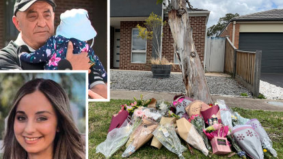 'A senseless, evil act': Celeste Manno allegedly killed by former co-worker believed to be 'obsessed' with her