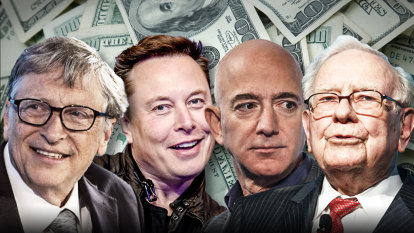 America's uber rich pay next to no income tax at all
