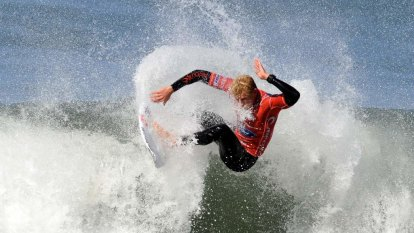 Surfing champ Mick Fanning eyes $200m windfall as CUB snaps up Balter
