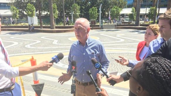 Fran Logan admits using UK passport to beat queues, risks constitutional strife
