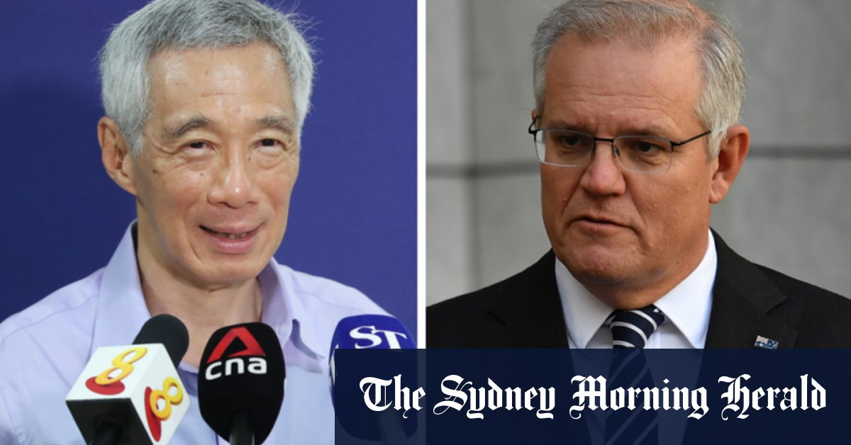 'Don't have to become like them': Singapore advises Australia to work with China – Sydney Morning Herald