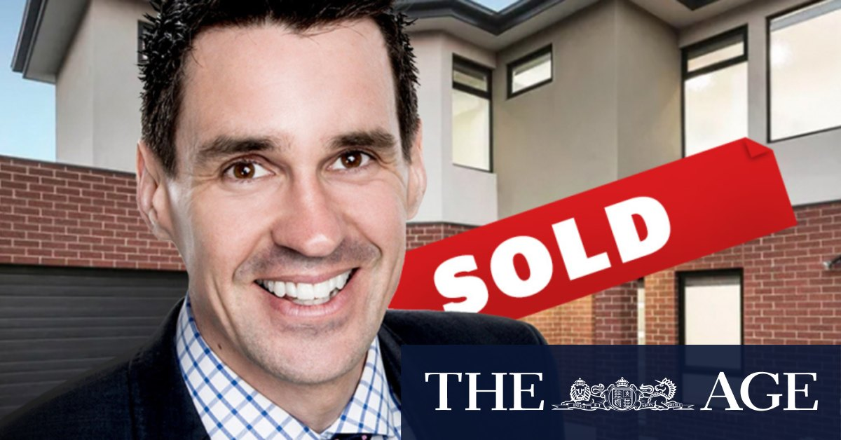 Richard Pusey and wife sell Doncaster townhouse for almost $1m – The Age