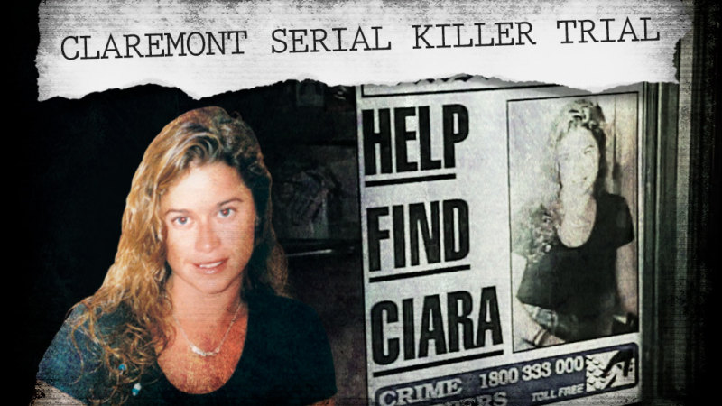 Claremont killer trial LIVE : Forensic officer present at Ciara crime scene to take stand