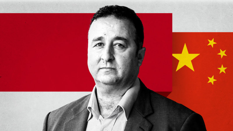 How Shaoquett Moselmane's alleged China links became the focus of an ASIO investigation – Sydney Morning Herald