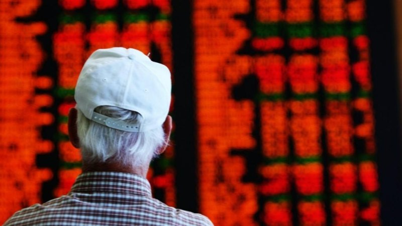 ASX slumps 5.6% as banks take another beating – Sydney Morning Herald