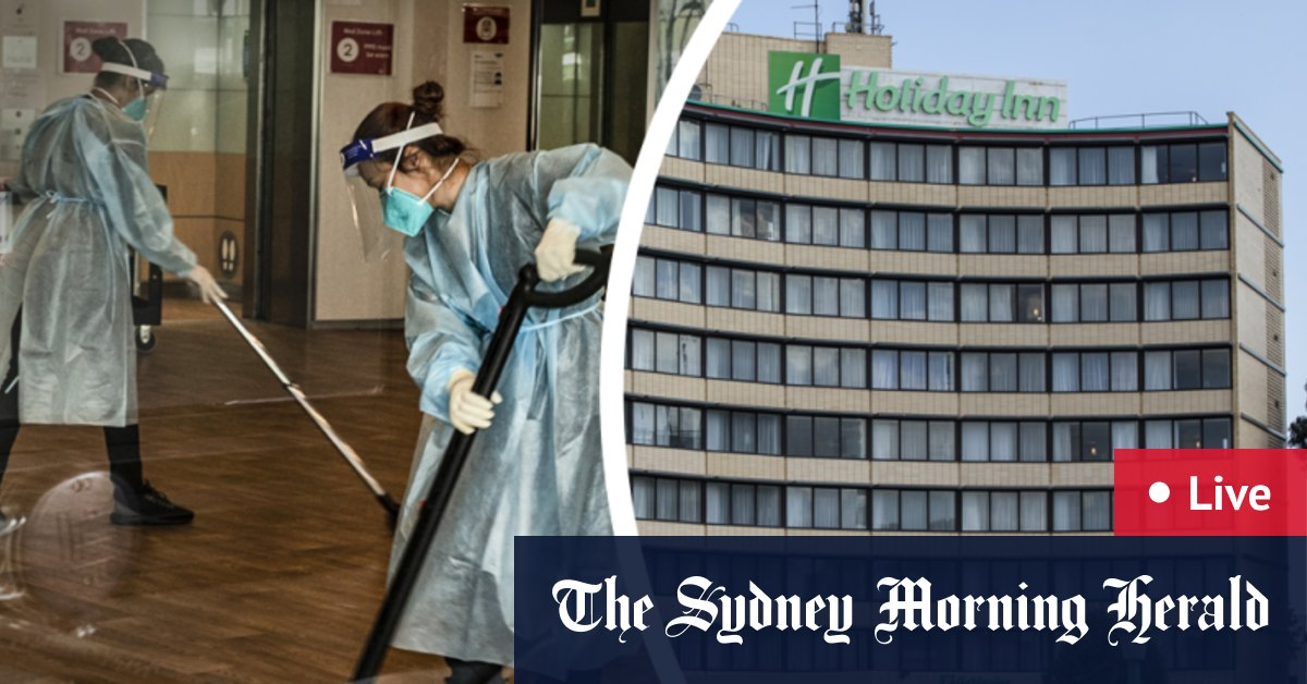 Coronavirus updates LIVE: Victoria records two new local cases; tennis player tests positive after leaving Australia – The Sydney Morning Herald
