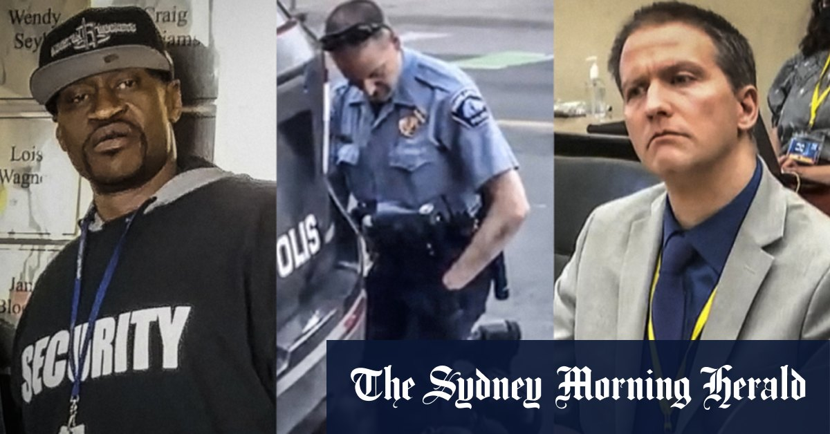 'Turning point in American history': Derek Chauvin found guilty of murder in George Floyd case – Sydney Morning Herald