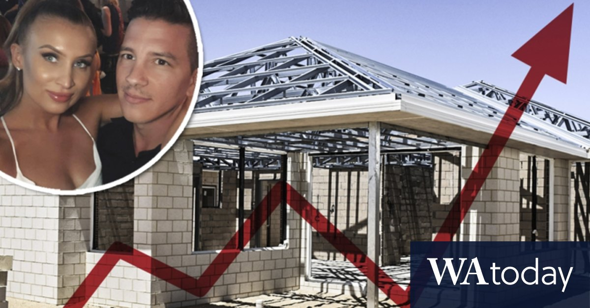 As home approvals triple in WA, the hidden cost of the COVID building boom is revealed
