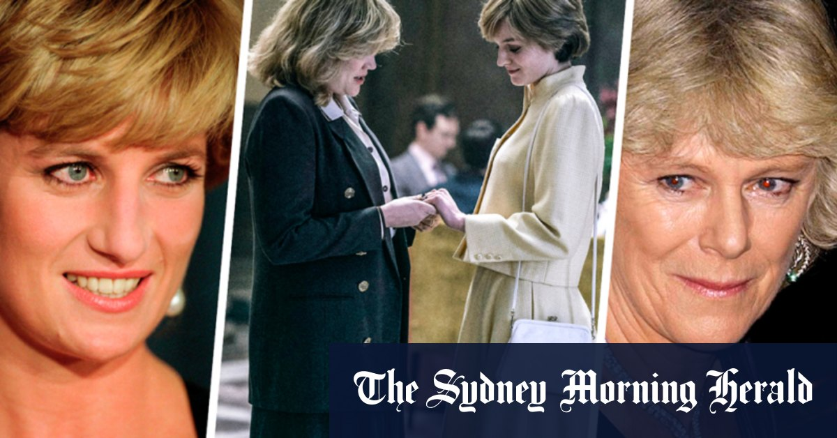 When Camilla met Diana for lunch … at Australia House – Sydney Morning Herald