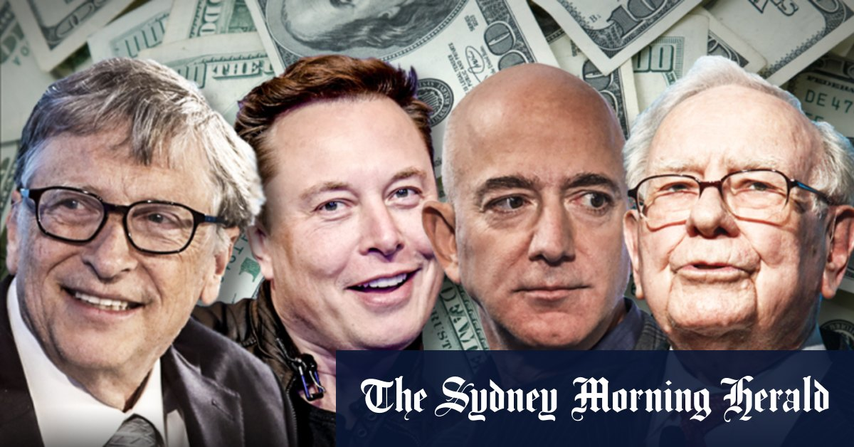 America's uber rich pay next to no income tax at all – Sydney Morning Herald