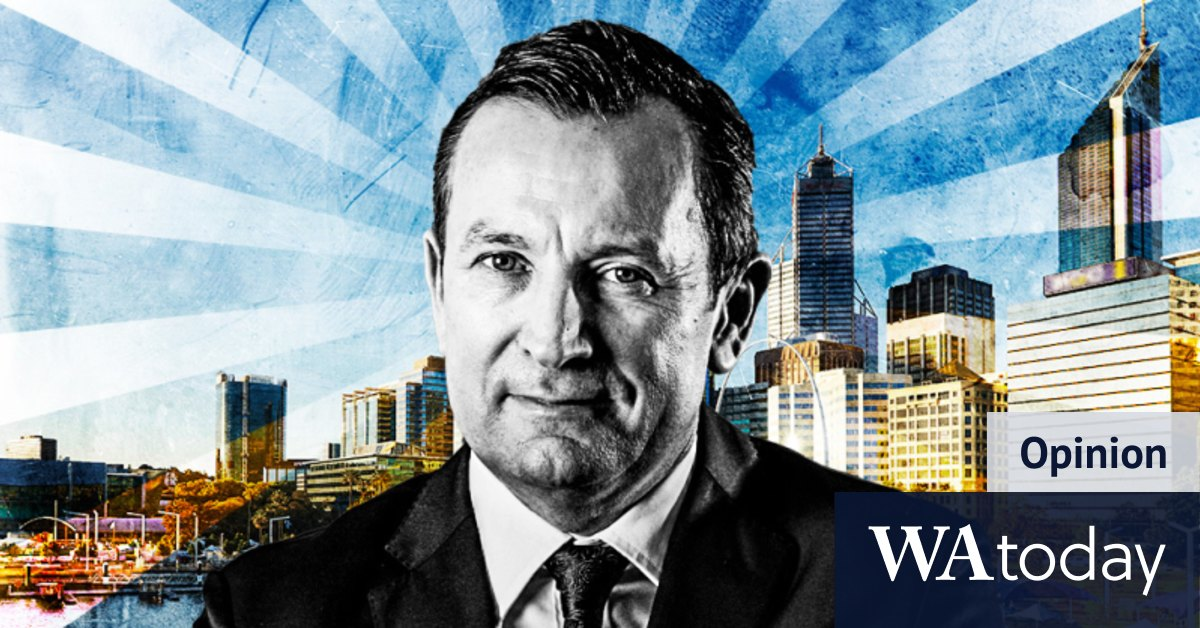 As election looms, WA Premier Mark McGowan closes in on the civil liberties he once defended