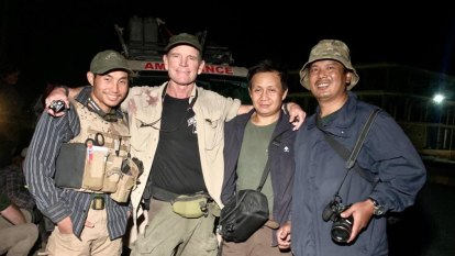 Free Burma Rangers activist and medic killed by Turkish drone strike in Syria