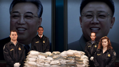 Did North Korea's money making agency run the Pong Su heroin deal?