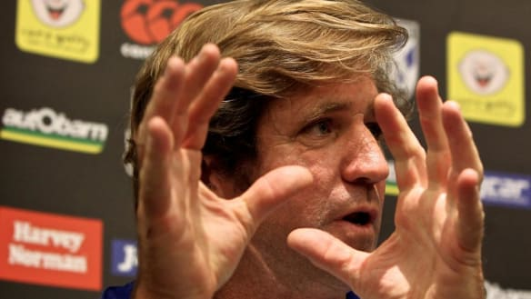 Long-time Manly powerbroker changes tune on Hasler's return