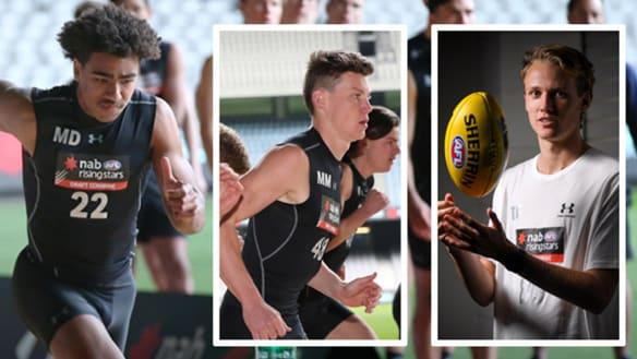 AFL draft club-by-club guide: part one