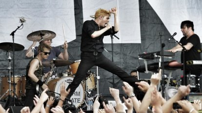 My Chemical Romance to headline Download Festival