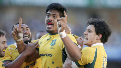 Skelton crew: Cheika says if there's a Will there's a way for Cup spot