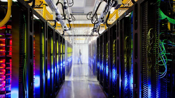 Data centre power use greater than Woolworths, Coles combined
