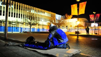 Homelessness crisis: 'young people are not faceless statistics'