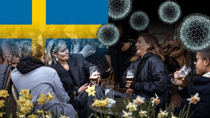 Sweden shown what happens when the government allows life to carry on largely unhindered.