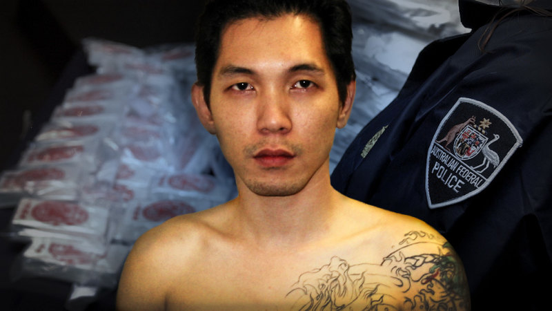 'Outlaw' tattoos and fingerprints reveal identity of Pong Su drug trafficker