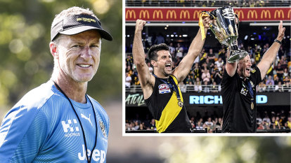 Can it be business as usual at Hardwick's Richmond?