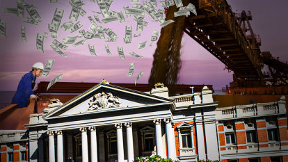 'Bleeding money': Meet the armies of lawyers pocketing millions from WA's clash of dynasties