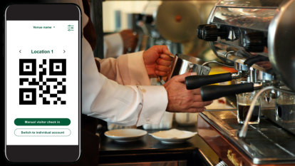 McGowan unveils QR code app as venue check-ins made mandatory in WA