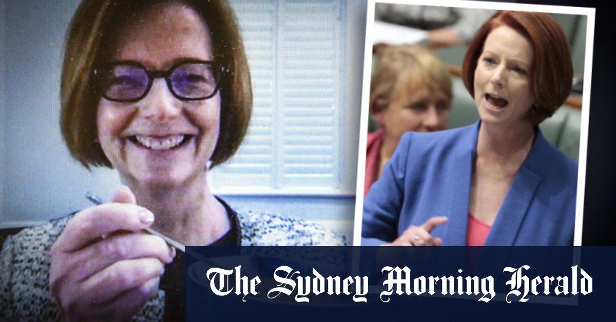 'Forewarned is forearmed': lunch with Julia Gillard