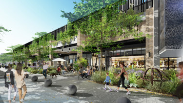 Local favourites are set to move into the Woden complex from April 18.