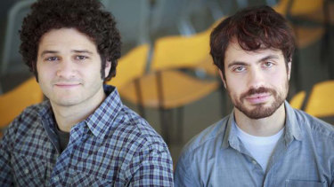 Asana co-founders Dustin Moskovitz and Justin Rosenstein.