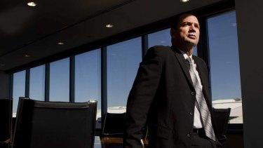 Private investigator Ken Gamble, pictured in 2012.