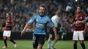 Alessandro Del Piero delivered profile and revenue for Sydney FC, but not silverware.