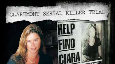 Ciara Glennon is the alleged third victim of the accused Claremont serial killer.