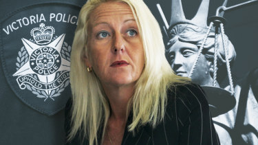 Former criminal barrister turned police informer Nicola Gobbo also known as 3838 or Lawyer X