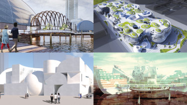 Architecture students of today are digital natives with limitless opportunities to imagine new forms and new worlds.